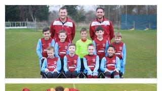 Deeping Rangers Clarets Under 9's - Sponsors