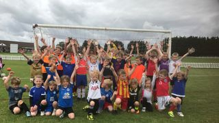 Deeping Rangers Summer Soccer School