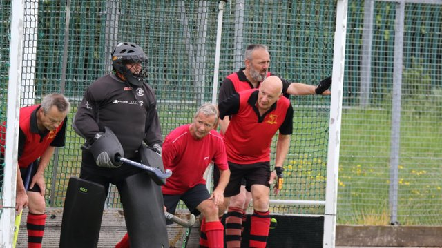 Men's over 50s in cup final action vs Taunton Vale this Sunday (28th July)