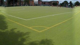 WHC U14 Boys vs WHC U14 Girls Friendly at Nunnery 27/9/15 1pm