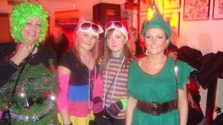 Curry on Christmas Social 2009