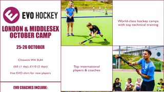 Spaces remaining! World-class hockey camp on your doorstep this half-term