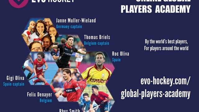 EVO HOCKEY ONLINE GLOBAL PLAYERS ACADEMY
