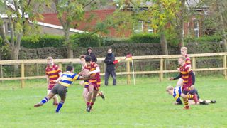 Clitheroe win BIG as plucky Burnley show true spirit of the game