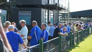 Home To Cheshunt Sunday 2/10/11