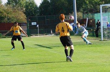Cheshunt goalkeeper