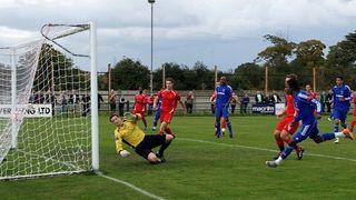 V Aveley F.A. Cup Sunday 18/09/11