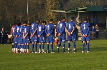 A Moment of Silence for Mr.Fontaine and Rememberance Sunday.