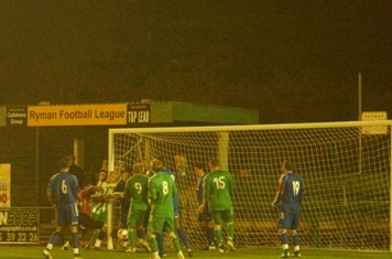 Soham still trying to get it over the line.90th min.