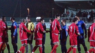 AWAY AT HARLOW-22/11/11.