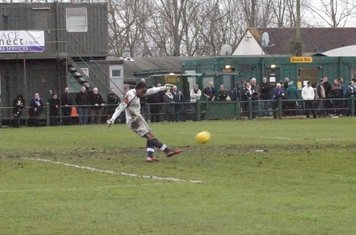 ........FREEKICK FOR ROMFORD.
