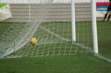 8TH MINUTE GOAL FROM ....