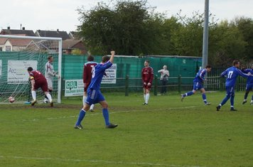 GRAYS...TWO NIL UP