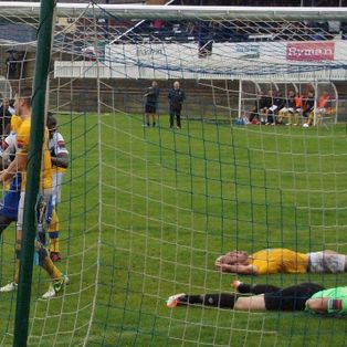 Grays Athletic 1-0 AFC Hornchurch