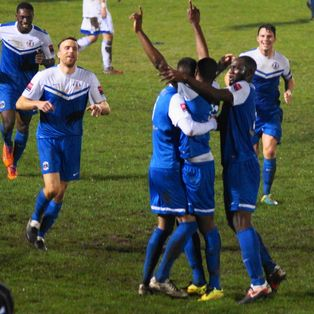 Grays Athletic 2-0 Billericay Town