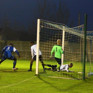 Grays Athletic 1-3 East Thurrock