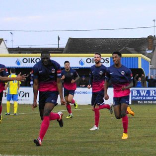 Parry earns Blues a point
