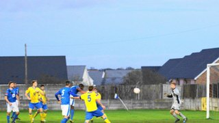 HOME TO BURGESS HILL 7/11/15 WON 2-0