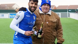 FANS PLAYER OF JANUARY-RYAN MAHAL.