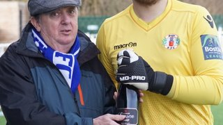 PLAYER OF THE MONTH-FEB`19 - CLARKE BOGARD.
