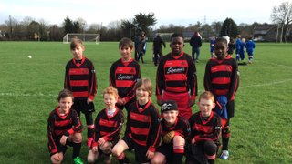 Under 11's Blues Sparkle in January