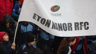 Eton Manor @ Wembley