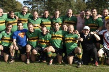 2010/11 Bracknell III's Berks/Bucks & Oxon Div 1 South Champions