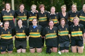 2007/08 - Bracknell Ladies