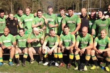2012/13 Champions of South West League Division One (East)