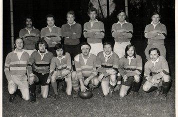Bracknell Rugby Club c1970