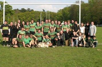 1XV squad (2004/2005)