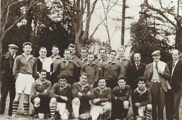 Bracknell RFC 1956/57