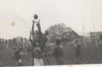 University Vandels v BRFC (c1968)