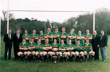 1993/94 County Colts Cup Winners