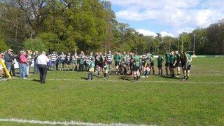 Vets Cup Final (25 April 2015)