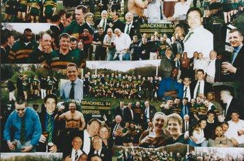 1998/99 season memories