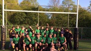Academy win U19 Ghent Rugby Festival