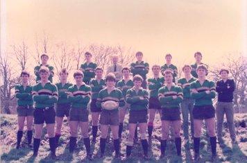 1984/85 - Bracknell RFC Colts