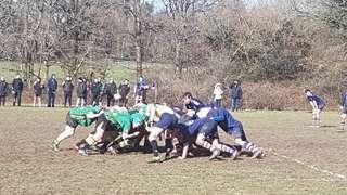 4XV v Egham Hollowegians (Photos by Lis Casey)