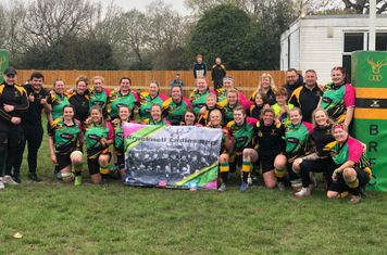2018/19 - Bracknell Ladies win NCSE3