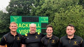 BRFC Coaching Team