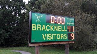 1XV vs Brixham (H) 29 Sept 2018