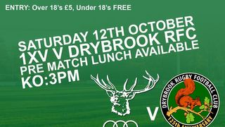 Massive Rugby Day at BRFC  - Saturday 12th October