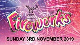Firework Tickets