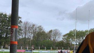 1XV vs Camborne (A) 05.10.2019 (Courtesy Dr Andrea Sawdon)