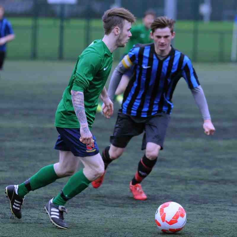 Doncaster Town FC v Balby Recreational - 2nd January 2016