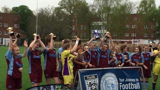Think you could be the next Kelly Smith or Eniola Aluko?