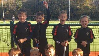 U10 Boys dominate St George's Festival