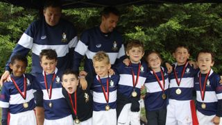 Blackheath Festival U8 Match Report