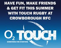 Touch Rugby and Multi Sports Activity Sessions (9-11 year olds)